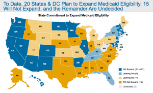Medicaid Expansion Doubtful in 2013