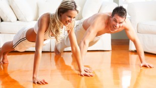Can an Exercise Buddy be too Encouraging?