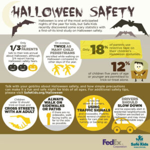 scary halloween graphic
