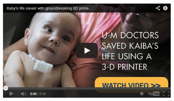 '3D Printing Day' Notices 5 Fascinating Health-focused Projects